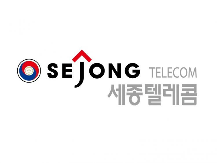 Sejong Telecom Co., Ltd. has become the largest shareholder 썸네일